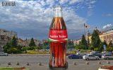 statuia toleranței coca - cola