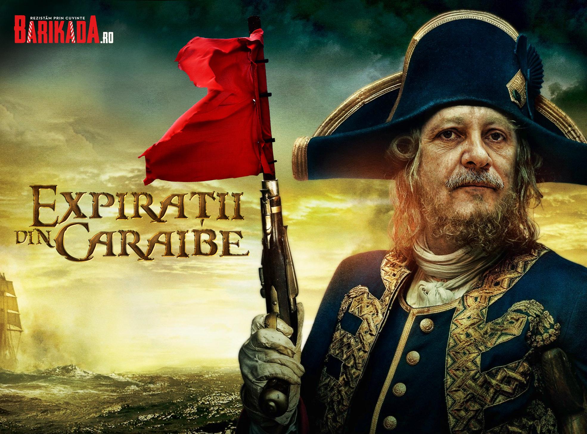 """Liviu Dragnea a explicat intrarea în scenă pe coloana sonoră a filmului """"Piraţii din Caraibe"""""""