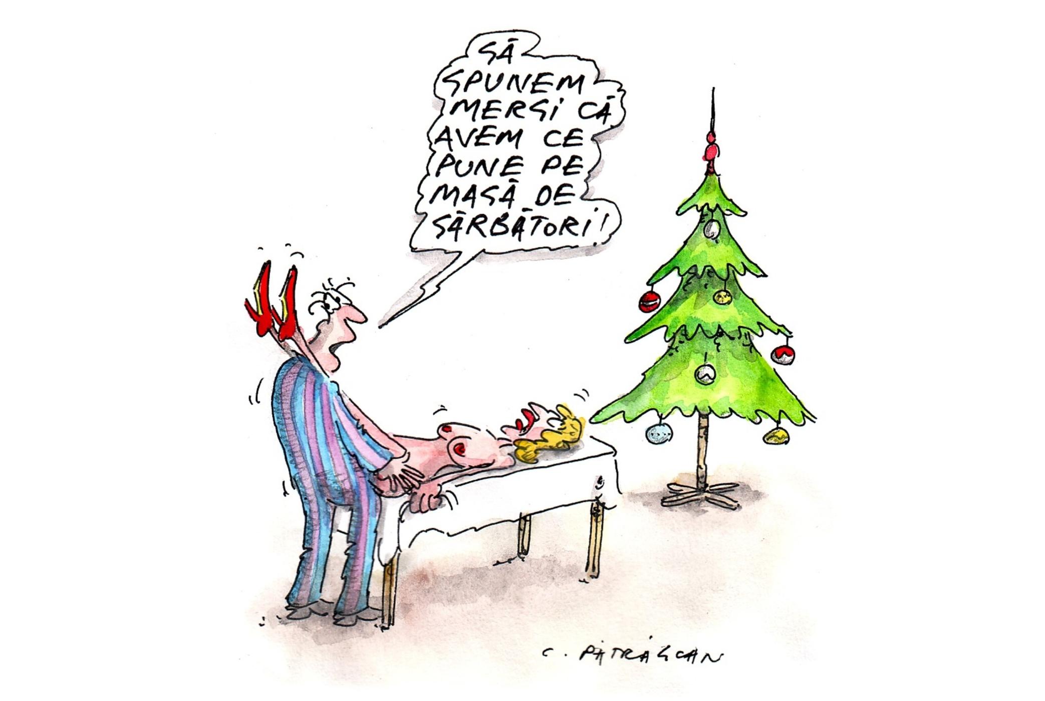 bucătărie de Crăciun
