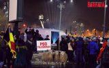 Pesediștii se alătură protestatarilor din Piața Victoriei