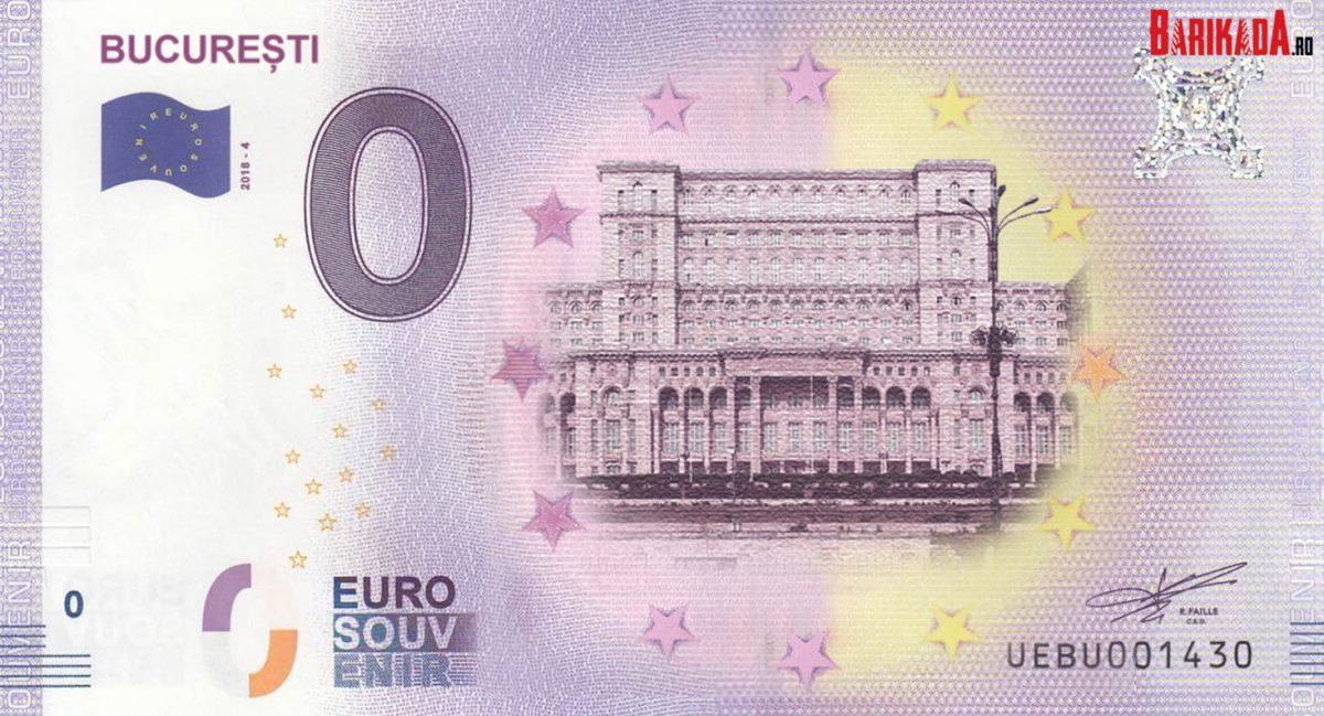 0 euro romania