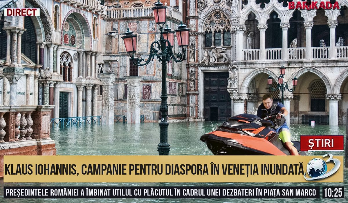 iohannis in venetia
