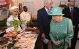 dancila regina angliei