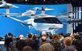taxi aerian autoturismul zburator uber hyundai