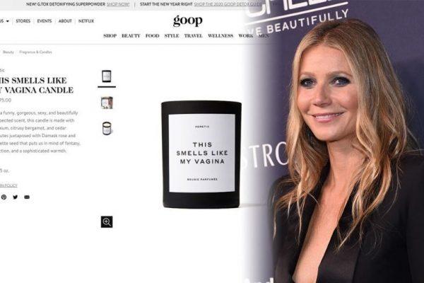 lumanare vagin gwyneth paltrow