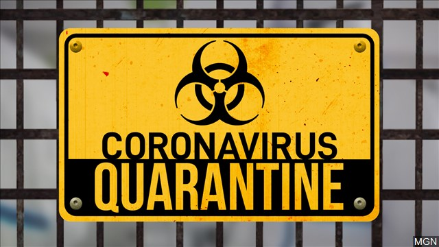 coronavirus carantina