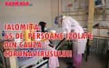 coronavirus ialomita