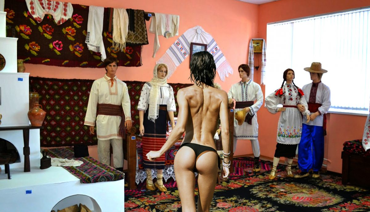 muzeu etnografie nudisti