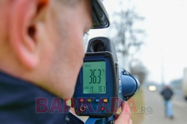 termometru politie