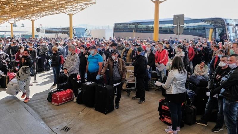 imbulzeala aeroport cluj