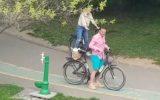 negoita bicicleta parc stare de urgenta