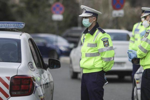 politisti curtea de arges