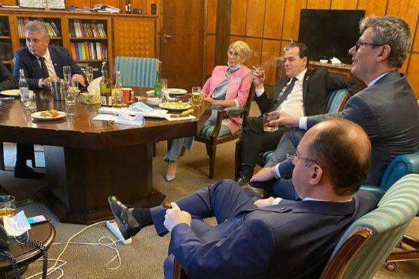 poza in cabinet orban