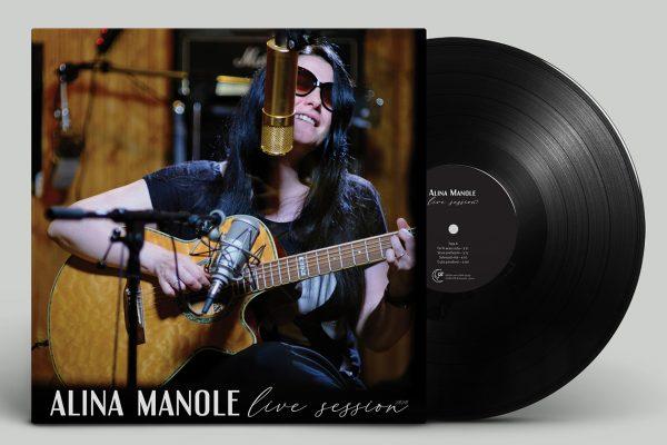 AlinaManole Vinyl Record