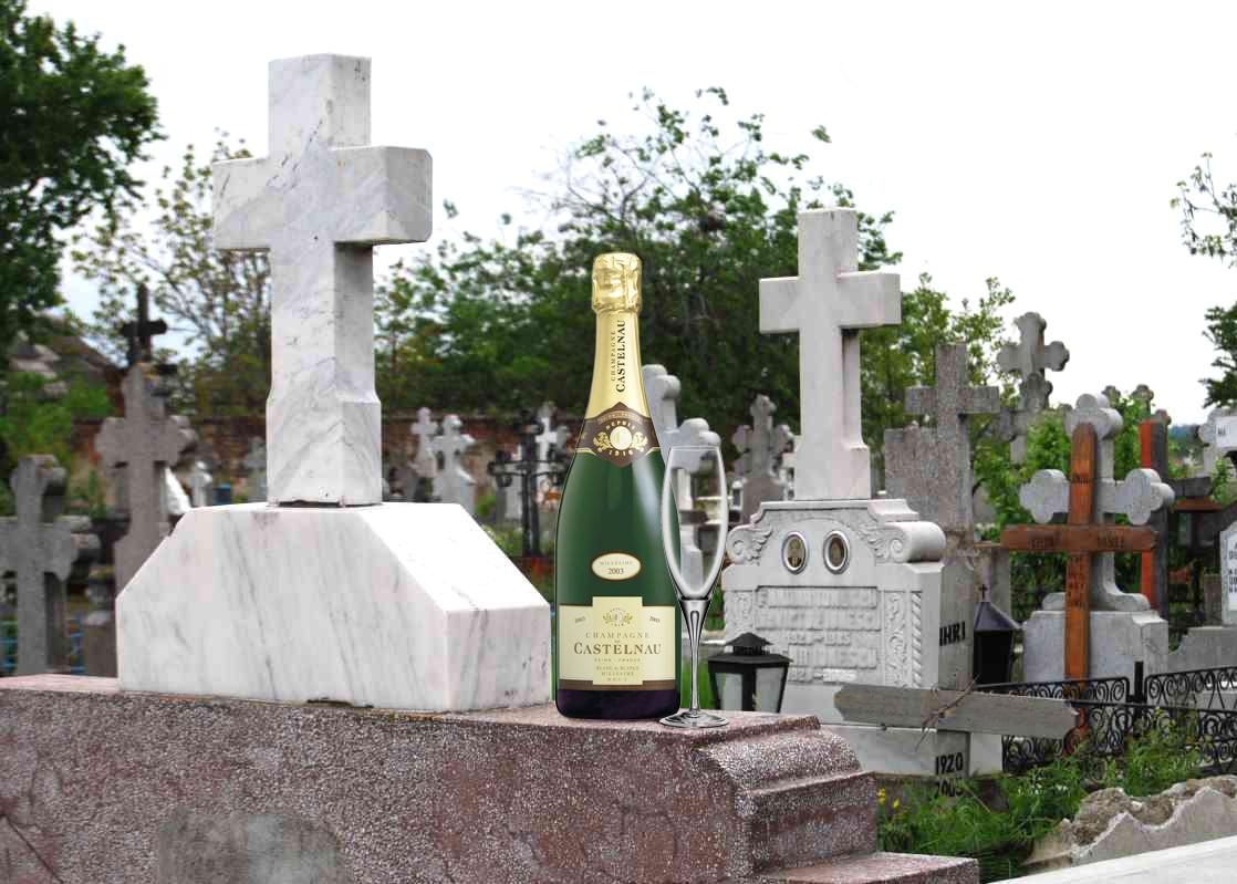 cimitir bellu revelion