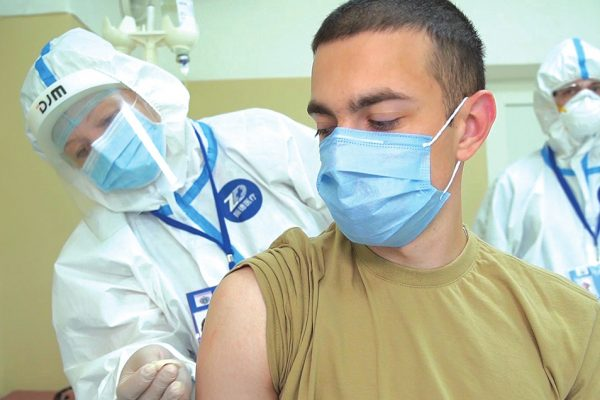 pacient mort vaccin