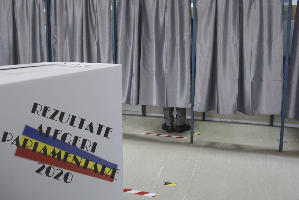 rezultate alegeri ialomita