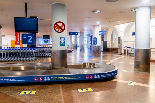 NU chinezăriilor pe aeroporturi!