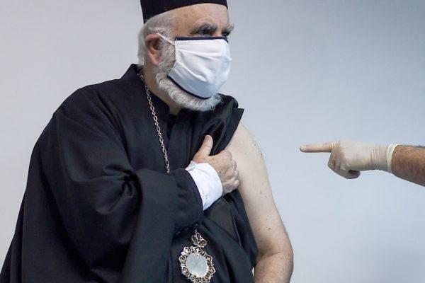tihon episcop ortodox vaccinat