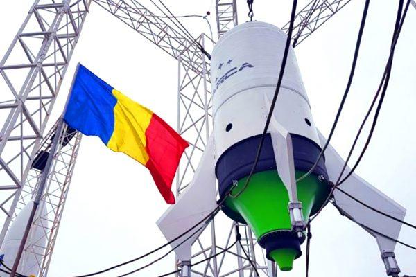satelit romanesc