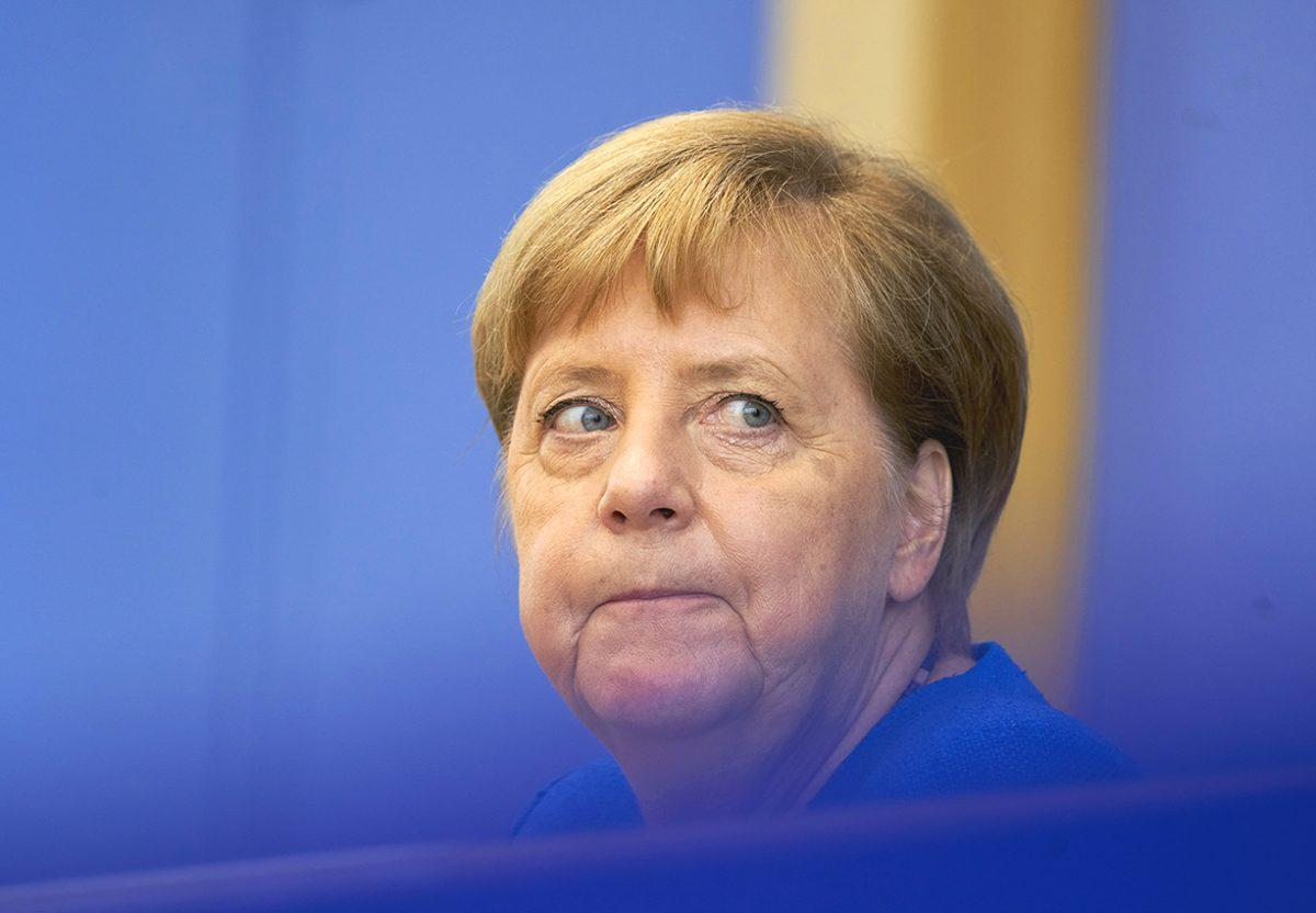 Merkel spionata cabluri daneze