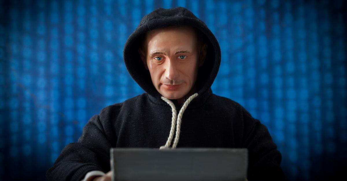 putin hacker