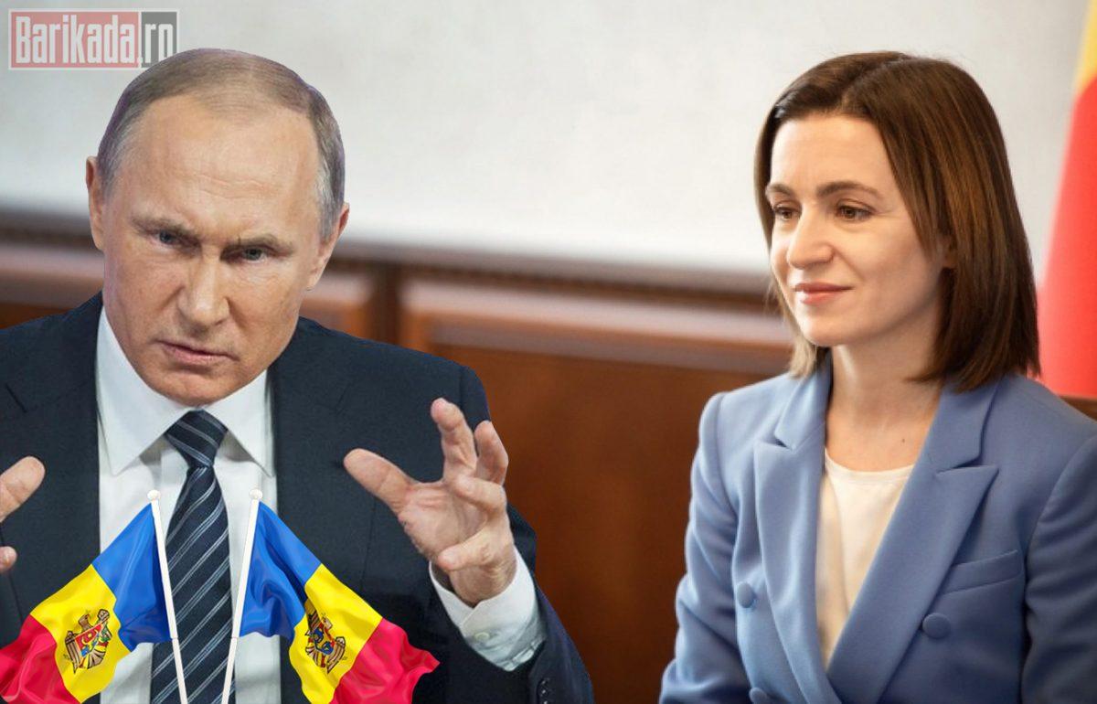 putin maia sandu propaganda alegeri moldova