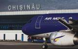 alerta bomba aeroportul chisinau