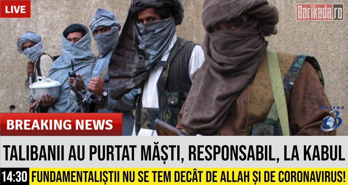 antena 3 talibani masti covid kabul