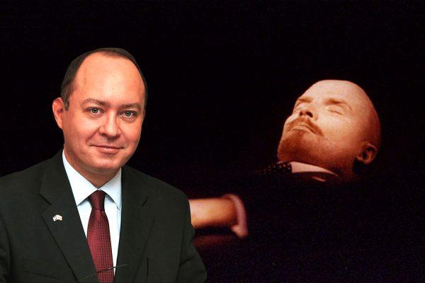 aurescu mae donatie mumia lui Lenin