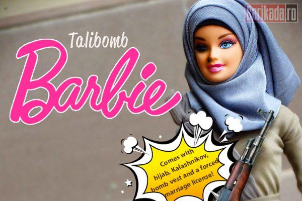 barbie talibana kabul