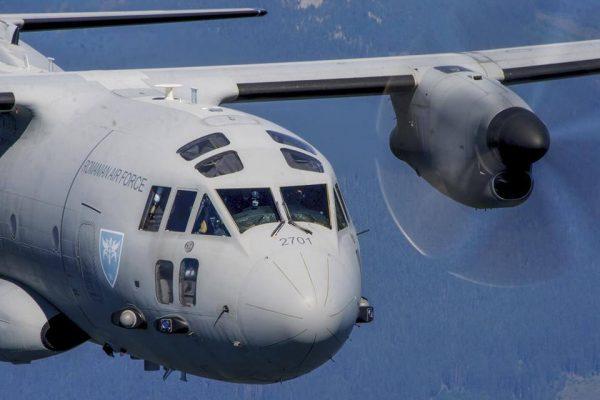 romani afganistan returnati la kabul pilot spartan
