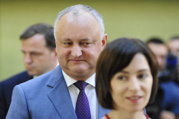 dodon maia sandu kremlin