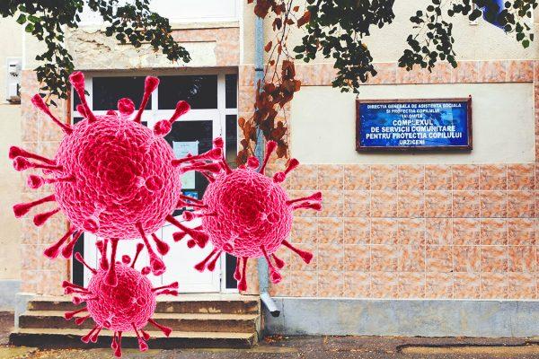 focar coronavirus casa de copii urziceni